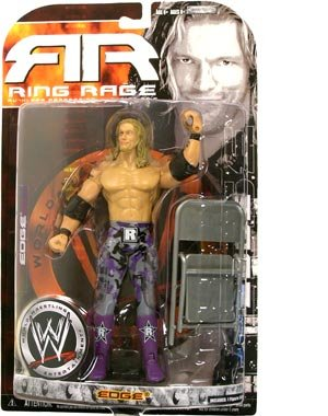 WWE Ruthless Aggression Wrestling 35.5 Action Figur - Edge (Figur Wrestling Edge)