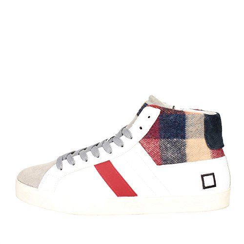 D.a.t.e. HILL HIGH-29I Sneakers Homme Blanc