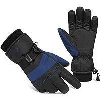 normani 3M Thinsulate Winterhandschuhe Extrem Warme und Wasserdichte Unisex Skihandschuhe