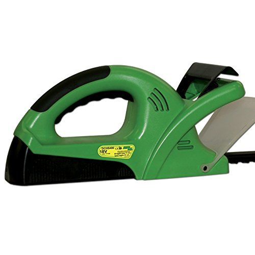 Heckenscheren Rasenmäher grüne Katzen-Zickzack-Batterie 18V Lama Cm.51