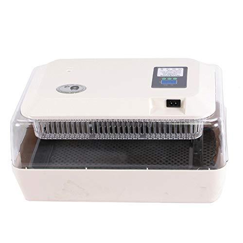 24 Eier Chicken Inkubator Automatischer Turner Geflügel Reptil Hatcher für Eier Geflügel, Vögel, Henne, Ente, Gans