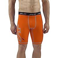 Sub Sports Men's Dual Compression Baselayer Shorts