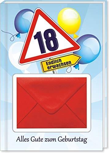 Zum Geburtstag - 18: Geld-Geschenkbuch