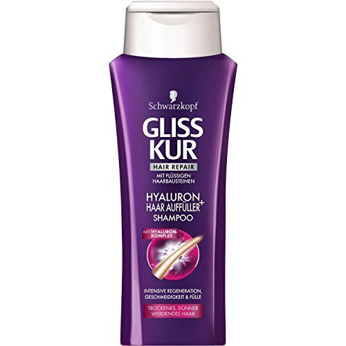 Gliss Kur Hyaluron + Hair Filler Shampoo 8.45 fl oz