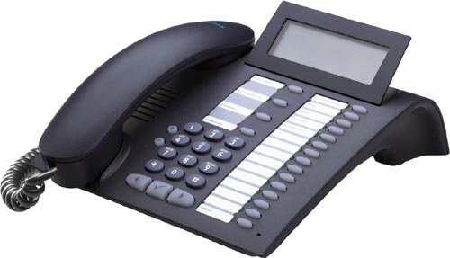 Siemens OptiPoint 410 advance mangan VoIP-Telefon