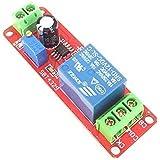 eHUB DC 12V Timer Delay Relay Shield Module NE555 Timer Switch Adjustable Controller Module