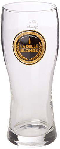 DUROBOR 81713 Prague Set de 6 Verres la Belle Blonde Verre