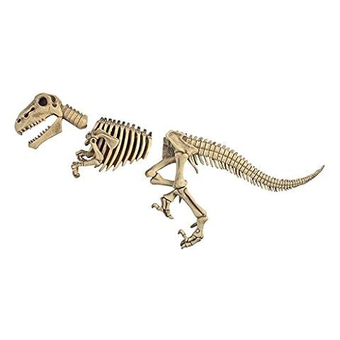 Design Toscano Raptor Squelette Sculpture de jardin