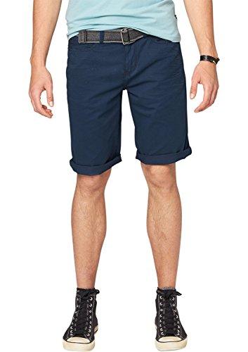s.Oliver Denim - 40.505.74.5186, Pantaloncini da uomo Blu (blue 5883)