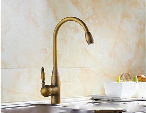 Design creativo rustico caldo/freddo bacino Mixer miscelatore in