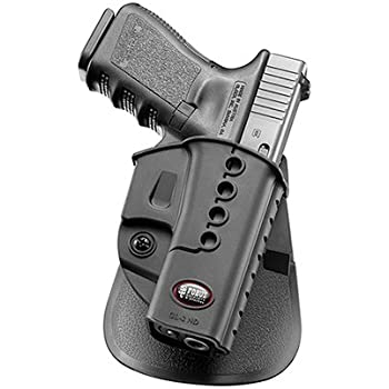 Fobus Concealed Carry New Design Paddle Holster For Glock 17 19 22 23 Walther Pk 380 Kahr Cw40 Cm40 P40 Pm40 P45