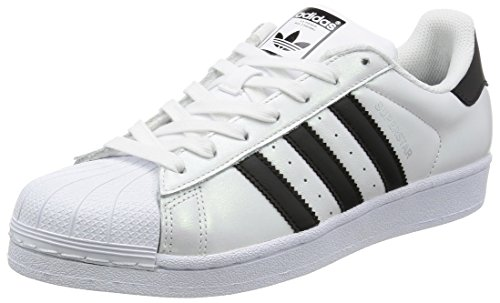 adidas-Originals-Superstar-Chaussons-Sneaker-Adulte-Mixte-Blanc-ftwr-Whitecore-Blackftwr-White-3733-EU