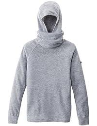 Odlo Originals - Forro polar infantil con capucha gris gris Talla:2 años (talla del fabricante: 80 cm)