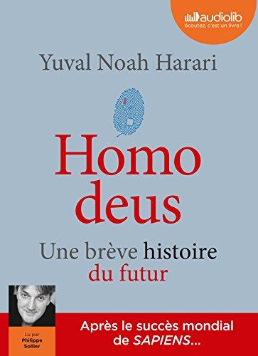 Homo deus - Une brève histoire du futur: Livre audio 2 CD MP3
