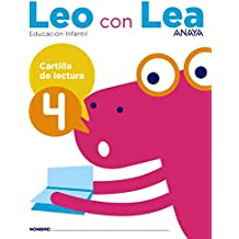 Leo con Lea. Cartilla de lectura 4. - 9788469829790