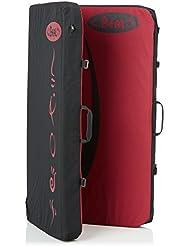 Beal Air Light - Crash Pads de escalada, color rojo