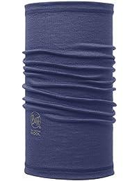 Buff Blue Ink (3/4 Wool Buff)