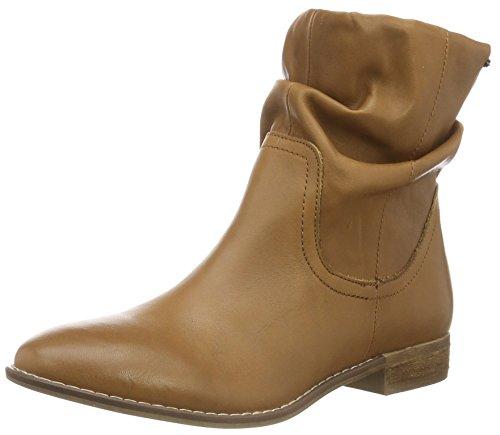 Roxy Damen Santiago Kurzschaft Stiefel, Braun (Brown-BRN), 40 EU (Schuhe Roxy Canvas)