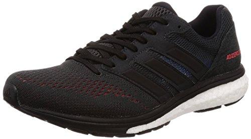 adidas Herren Adizero Boston 7 Laufschuhe, Grau (Carbon/Negbás/Roalre 0), 44 2/3 EU