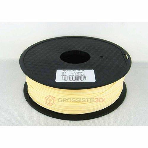 Filament 3D PLA 1,75mm für 3D Drucker Spule von 1kg Farbe Skin grossiste3d ®