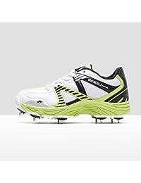 GRAY-NICOLLS Velocity Zapatilla de Cricket Junior (Suela de Clavos)