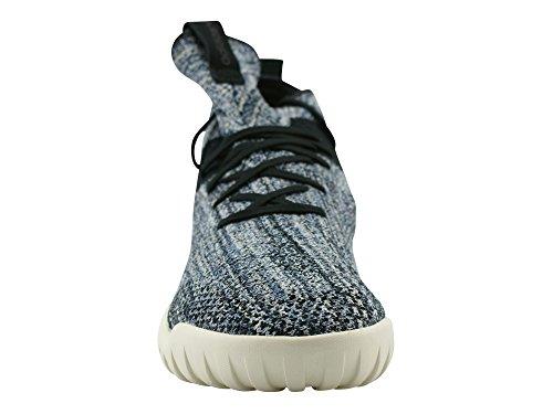 adidas - Tubular X Primeknit, Pantofole a Stivaletto Uomo Nero (Core Black/trace Blue/tactile Blue)