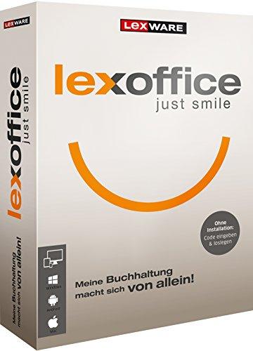 Lexoffice - die Online Buchhaltungs-Software von Lexware (Jahreslizenz) - Rechnungen schreiben, Texterkennung, Online Banking