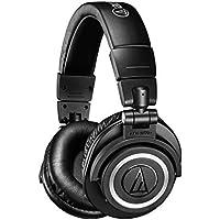 Audio-Technica ATH-M50X BT–Cuffie wireless, colore: Nero