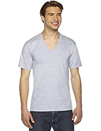 American Apparel - Chemise casual - Vêtements - Homme -  Gris - Small