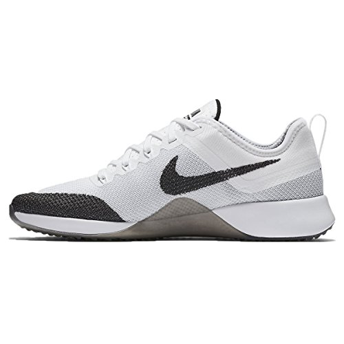 Nike Womens Air Zoom Dynamic Mesh Trainers Black White
