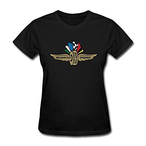 Catees Damen T-Shirt Gr. Large, Schwarz - Schwarz