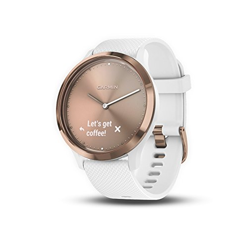Garmin v'vomove HR Sport Hybrid Smartwatch -...