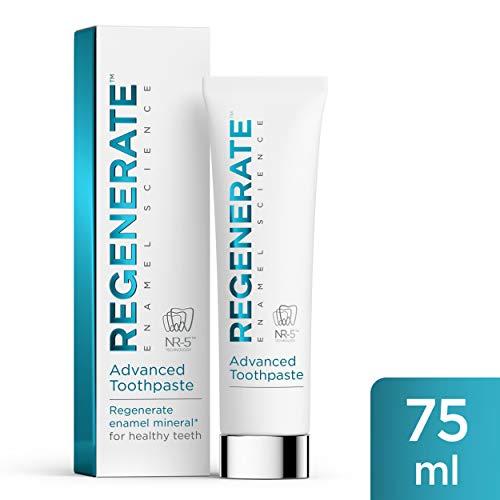 regenerate dentifricio 75 ml per rigenerare lo smalto dentale.