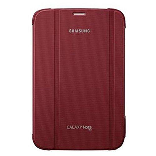 Samsung EF-BN510BREGWW Book Cover per Galaxy Note 8.0, Rosso
