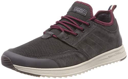 Marc O\'Polo Herren Sneaker, Grau (Grey 920), 43 EU