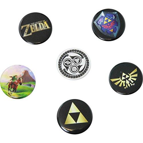 Offizielle von The Legend of Zelda Pin Abzeichen neu