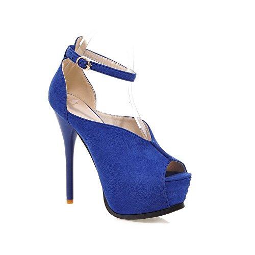 Adee Adee Azul Sandálias Sandálias Femininas Azul Femininas qwxqB8RH