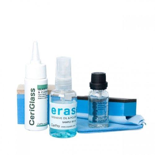 CarPro - FlyBy30 Glasversiegelung Kit