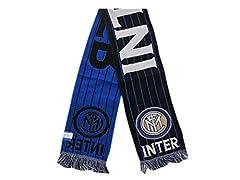 Idea Regalo - sciarpa F.C.INTER MILANO ufficiale football club inter sciarpa inter INTERNAZIONALE MILANO serie a italia