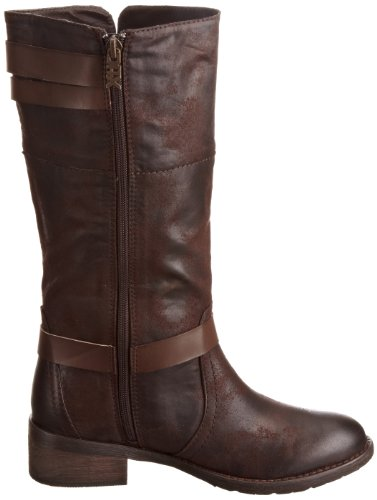 XTI 25557, Damen Stiefel Braun (Brown)