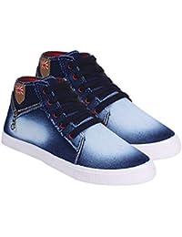 d170ea23f11c3e Denim Men's Sneakers: Buy Denim Men's Sneakers online at best prices ...