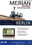Merian scout Reiseguide Nr. 01 CD-ROM: Berlin für TomTom, Garmin