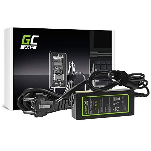 GC PRO Netzteil für HP Envy 4-1122TU 4-1123TU 4-1124TU 4-1125TU 4-1126TU 4-1127TU Laptop Ladegerät inkl. Stromkabel (19.5V 3.33A 65W) -
