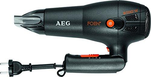 AEG HT 5650 - Secador de pelo profesional iónico, 3 niveles de...