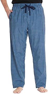 #followme Plaid Men's Pajama Pants PJ Bottoms for Sleeping and Lounge