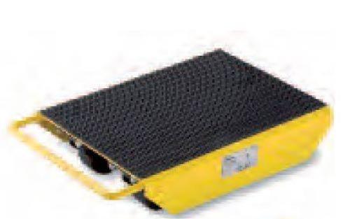 Yale AMZ1023406Moving Barrel skate, lfl-2–4, 1.0T