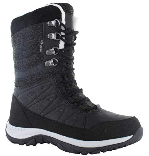 Hi-Tec Riva Waterproof Shoes Women Black Schuhgröße 41 2018 Schuhe
