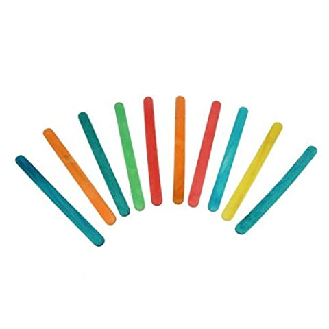 Creation Station Lollipop Sticks, Multi-Colour