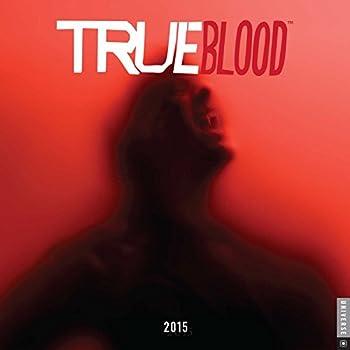 True Blood 2015 Wall Calendar