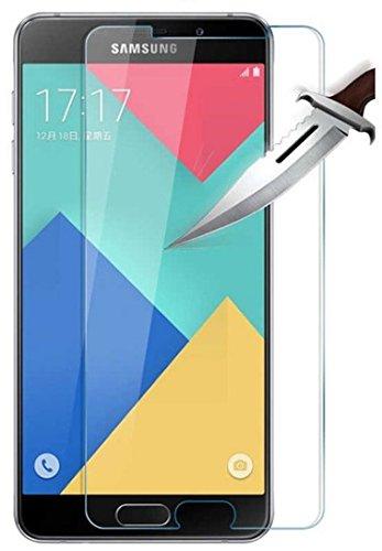 itronik® 9H Hartglas / Panzerglas für Samsung Galaxy A5 (2016) / Bildschirmschutzglas / Bildschirm Schutz Folie / Schutzglas / Echte Glas / Verb&englas / Glasfolie